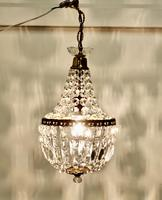 French Empire Style Tent Chandelier (2 of 7)