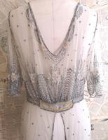 Vintage 1920's beadwork dress, Art Deco (11 of 20)