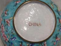 Antique Chinese Large Canton Enamel Box c.1900 - Late Qing (4 of 7)