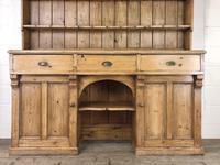 Large Victorian Antique Pine Dresser (2 of 17)