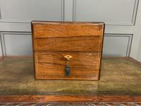 Victorian Rosewood Decanter Box (9 of 14)