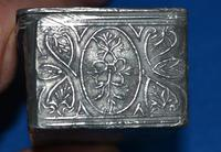 C18th pewter snuff-box (4 of 6)