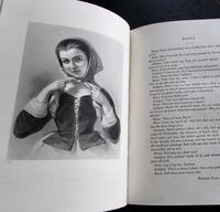 1870 The Heroines of Shakspeare Large Illustrated Edition Deluxe Full Leather (3 of 5)