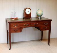 Edwardian Mahogany Writing Desk c.1910 (5 of 11)