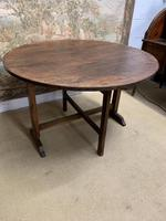 Large French Vendage Table (5 of 5)