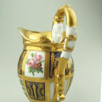 Extraordinary & Very Fine Old Paris Porcelain Gilt Jug Early 19th Century (9 of 12)
