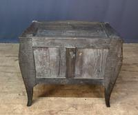 French Stamped Louis XV Kingwood Bombe Commode (13 of 13)