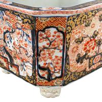 Japanese Imari Porcelain Planter (6 of 8)