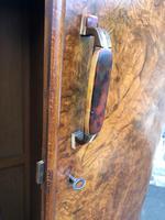 Art Deco Burr Walnut  Wardrobe (6 of 11)