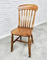 Set of 6 Windsor Kitchen Chairs (6 of 6)