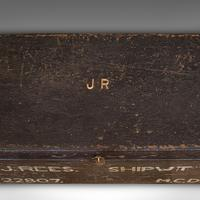 Antique Shipwright's Chest, English, Craftsman's Tool Trunk, Victorian, 1900 (11 of 12)