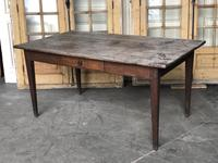 French Rustic Kitchen Dining Table (6 of 16)