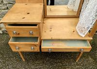 Antique Pine Dressing Table by Maple & Co (6 of 9)