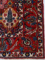 Antique Bakhtiari Rug with Sarv-o-kâdj Design (10 of 14)