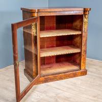 Burr Walnut Pier Cabinet (2 of 12)