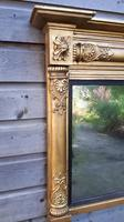 19th Century Gilt Overmantel Mirror (3 of 3)