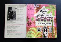 1961 A House for Mr. Biswas by V. S. Naipaul - 1st Edition (3 of 5)