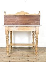 Antique Pine & Marble Washstand (10 of 10)