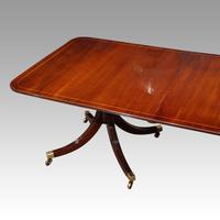 George V Mahogany  Dining Table (8 of 12)