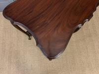 Rococo Style Mahogany Occasional Table (3 of 10)