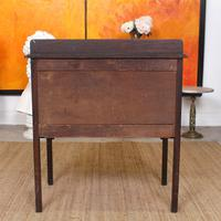 Arts & Crafts Oak Chest of Drawers (11 of 12)