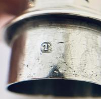 18th Century Solid Sterling Silver Sugar Caster Shaker by Thomas Bamford (9 of 11)