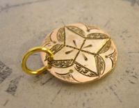 Antique Pocket Watch Chain Fob 1830s  Victorian 9ct Rolled Gold Queen Victoria Fob (5 of 5)