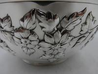 Antique Silver Bowl London 1900 by Charles Edwards (4 of 11)
