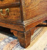 19th Century Country Elm Trunk (11 of 13)
