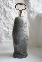 Cornish Serpentine Doorstop with Brass Handle (5 of 10)