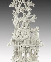 Fine Quality & Complex Mid 19th Century Cast Iron Hall / Stick Stand (6 of 6)