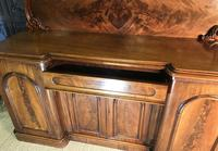 Victorian Mahogany Sideboard (8 of 17)
