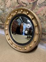 Regency Style Convex Mirror c.1900 (3 of 3)