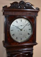 James Muirhead Glasgow Regulator Longcase Grandfather Clock (4 of 8)