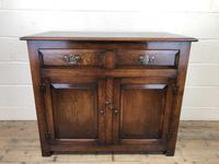 Antique Oak Dresser Base Sideboard (2 of 10)
