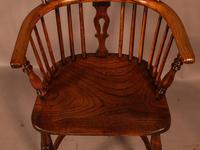 Ash & Elm Low Back Windsor Chair Rockley (8 of 8)