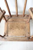 19th Century Irish 'Country / Vernacular' Hedge Chair from Co. Antrim (35 of 45)