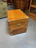 19th Century Camphor Campaign Trunk (13 of 14)