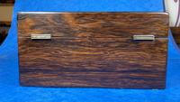 Victorian Rosewood Jewellery Box with Mother of Pearl & Abalone Escutcheons (8 of 14)