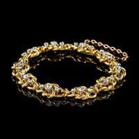 Antique French Diamond Bracelet 18ct Gold 2.20ct Of Diamond c.1900 (2 of 6)