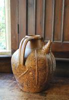 Antique Earthenware Oil Jar (3 of 5)