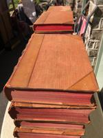 30 Antique Leather Bound Law Books 1919-1947 (5 of 6)