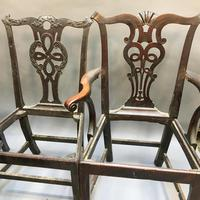 Set of 18th Century Mahogany Dining Chairs (17 of 21)