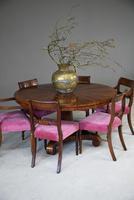 Antique Mahogany Tilt Top Table (4 of 13)