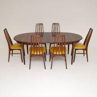 Set of 6 Danish Rosewood Dining Chairs by Niels Koefoed (12 of 12)