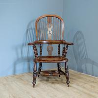 Broad Arm Windsor Chair (2 of 5)