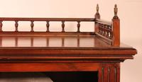 Fine Open Bookcase in Mahogany Early 19th Century - England (4 of 11)