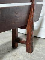 Rustic French Hall Bench (20 of 23)