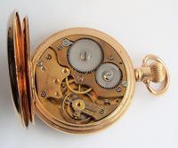Antique 1920s Swiss Pocket Watch (5 of 5)