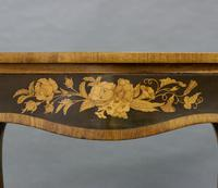 Fine Marquetry Inlaid Writing Table (4 of 6)